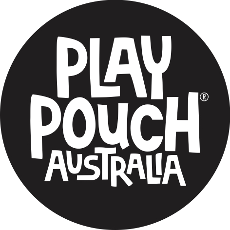 Play-Pouch-Rubber-Badge-80mm-Black-