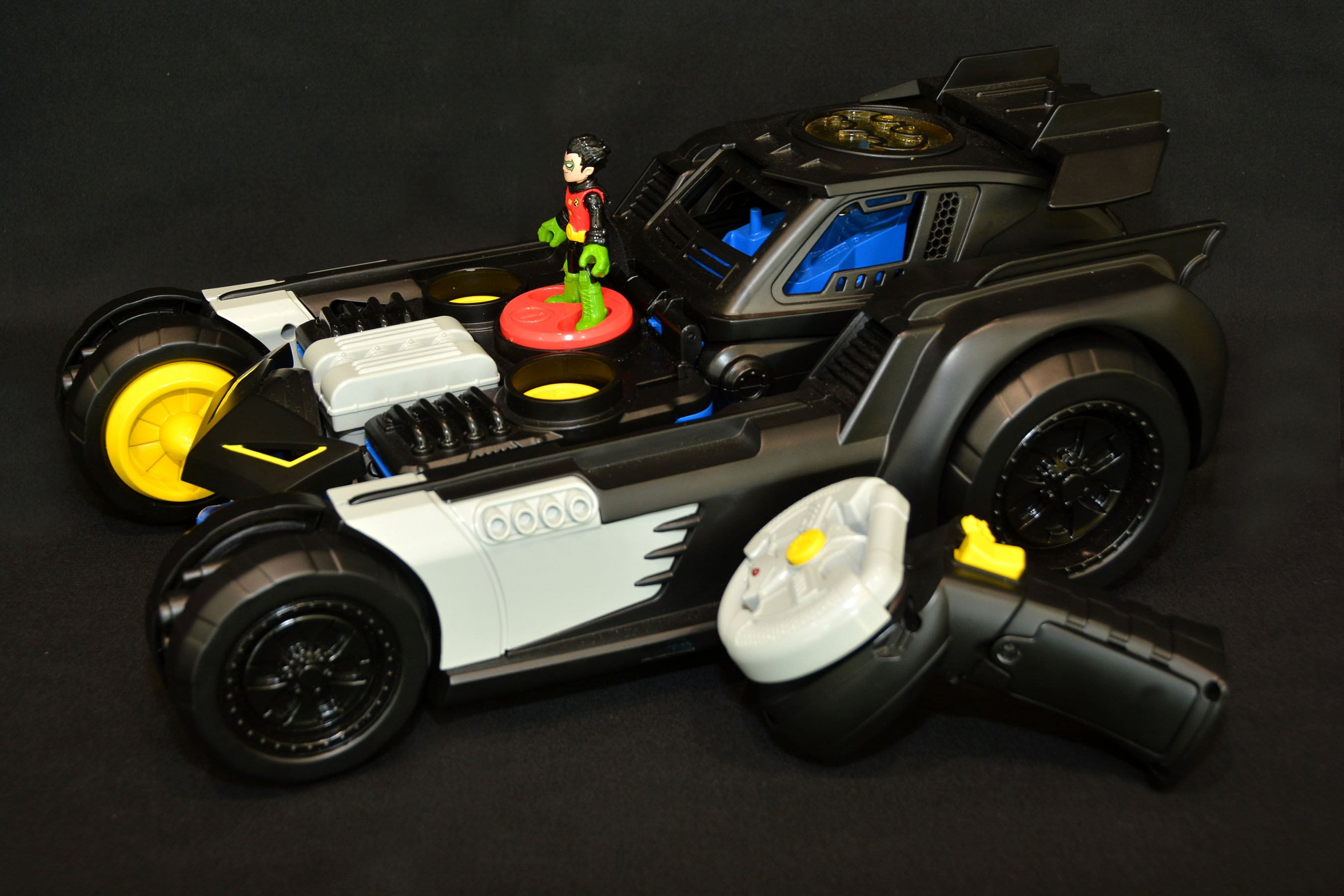 Imaginext DCSuper FriendsTransforming Bat Mobile